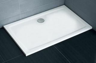 Panel k vaničce Ravak Gigant Pro 100x80 cm akrylát XA83AP01010 bílá bílá