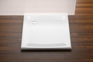 Panel k vaničce Ravak Perseus 80x80 cm akrylát A824001010 bílá bílá