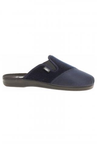 Pánské domácí pantofle Rogallo 6074-007 modrá 43