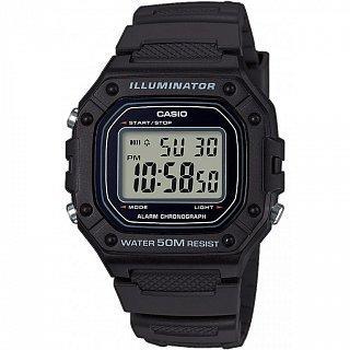 Pánské hodinky Casio W-218H-1A