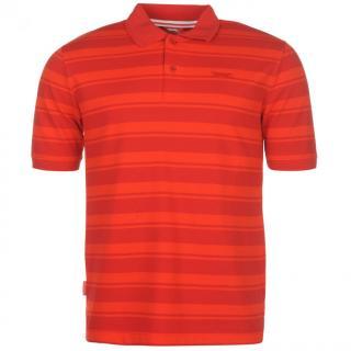 Pánské polo tričko Slazenger Pique YD Red | Other M