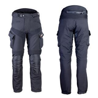 Pánské Softshellové Moto Kalhoty W-Tec Erkalis  Černá  M M
