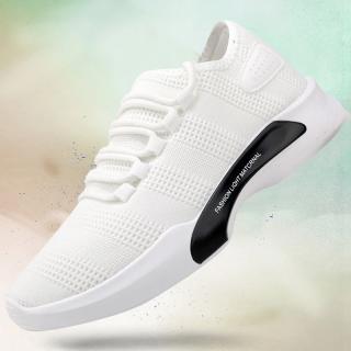 Pánské stylové boty Haliwar - bílé