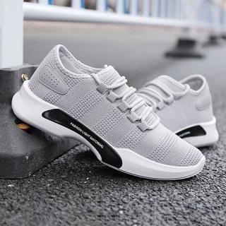 Pánské stylové boty Haliwar - šedé