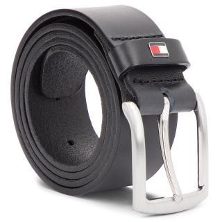 Pánský pásek TOMMY HILFIGER - New Denton 3.5 Belt E3578AI208 85 403 Černá 95