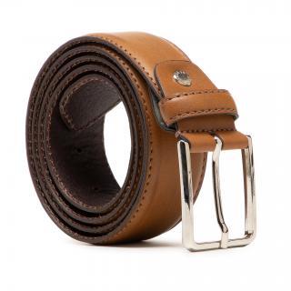 Pánský pásek U.S. POLO ASSN. - WIUYD2201MHA500 Brown Hnědá 100