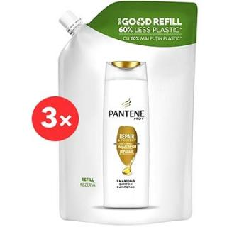 PANTENE Pro-V Repair & Protect Šampon Náhradní náplň 3 × 480 ml