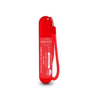 PARA`KITO Roll-on pro extra silnou ochranu proti komárům a klíšťatům 20 ml