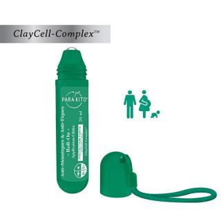 PARA`KITO Roll-on pro silnou ochranu proti komárům a klíšťatům 20 ml