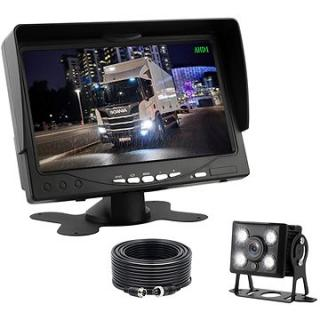 Parkovací AHD kamera s 7 monitorem