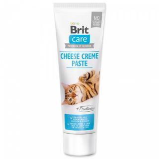 Pasta brit care cat paste cheese creme enriched with prebiotics 100g