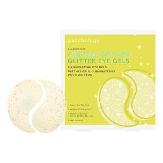 PATCHOLOGY - Eye Gels Illuminating Glitter - Maska pod oči