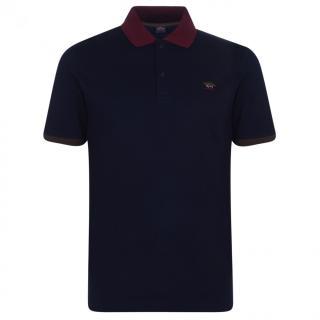 Paul And Shark Cotton Polo Shirt pánské Other M