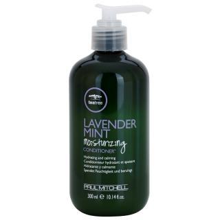 Paul Mitchell Tea Tree Lavender Mint Moisturizing Conditioner™ hydratační a zklidňující kondicionér pro suché a nepoddajné vlasy 300 ml dámské 300 ml