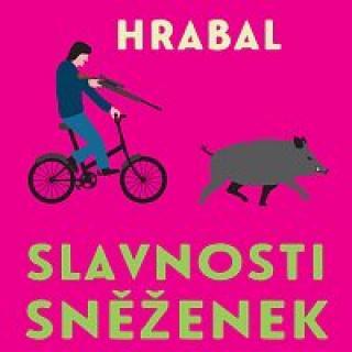 Pavel Soukup – Hrabal: Slavnosti sněženek CD-MP3