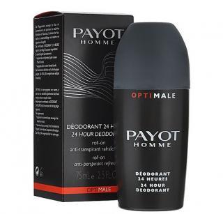 Payot Osvěžující roll-on antiperspirant Homme Optimale  75 ml - SLEVA - poškozená krabička
