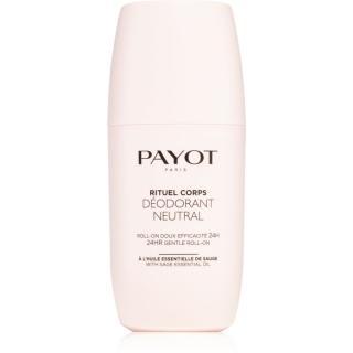 Payot Rituel Corps Déodorant Neutral deodorant roll-on 75 ml dámské 75 ml
