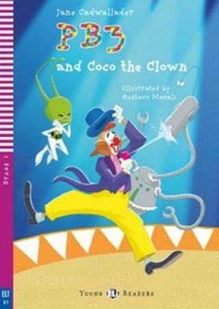 PB3 and Coco the Clown - Cadwallader Jane