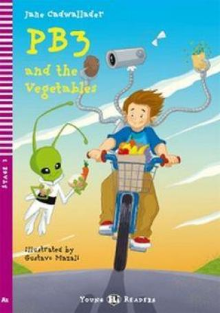 PB3 and the Vegetables - Cadwallader Jane