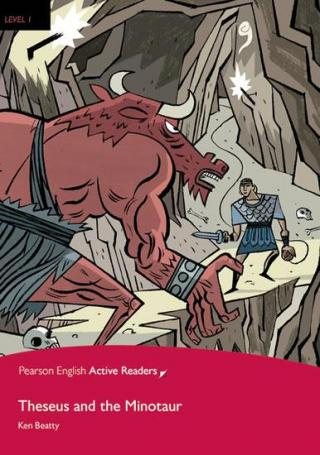 PEAR   Level 1: Theseus and the Minotaur Bk/Multi-ROM with MP3 Pack
