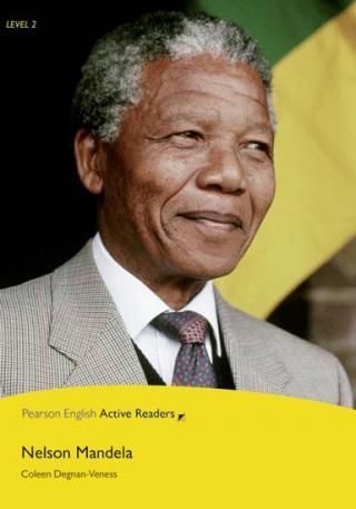 PEAR   Level 2: Nelson Mandela Bk/Multi-ROM Pack
