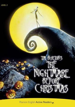 PEAR | Level 2: Nightmare before Christmas Bk/Multi-ROM with MP3 Pack