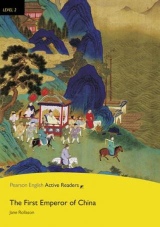 PEAR | Level 2: The First Emperor of China Bk/Multi-ROM with MP3 Pack