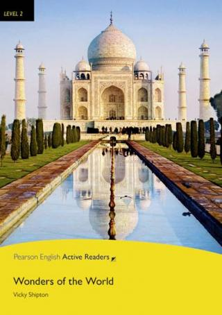 PEAR | Level 2: Wonders of the World Bk/Multi-ROM with MP3 Pack