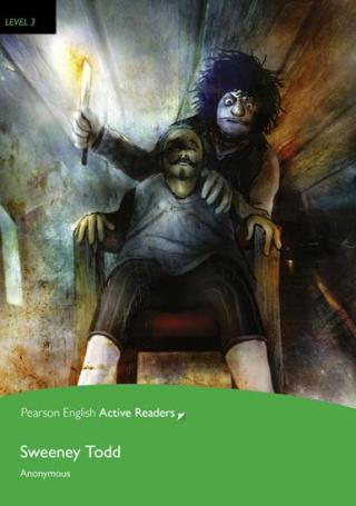 PEAR   Level 3: Sweeney Todd Bk/Multi-ROM with MP3 Pack