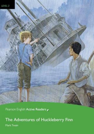 PEAR   Level 3: The Adventures of Huckleberry Finn Bk/Multi-ROM with MP3 Pack