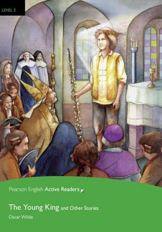 PEAR   Level 3: The Young King and Other Stories Bk/Multi-ROM with MP3 Pack
