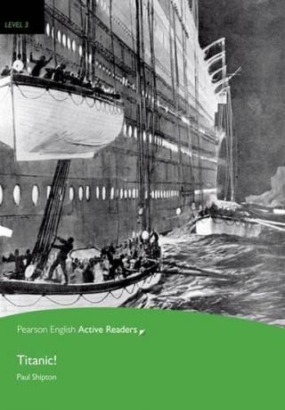 PEAR   Level 3: Titanic Bk/Multi-ROM with MP3 Pack - Shipton Paul