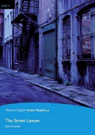 PEAR   Level 4: The Street Lawyer Bk/Multi-ROM Pack - Grisham John