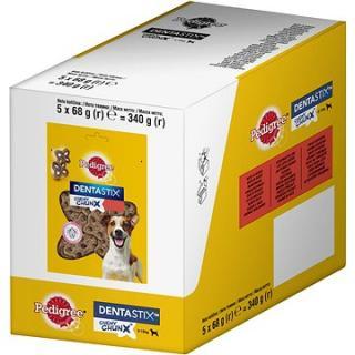 Pedigree Dentastix Chewy Chunx hovězí MINI pamlsky pro psy 5 × 68g