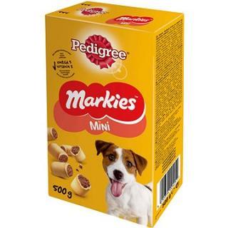 Pedigree Markies Mini pamlsky pro psy s morkovou kostí 500g