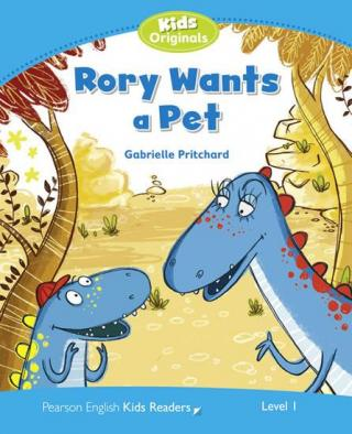 PEKR | Level 1: Rory Wants a Pet - Pritchard Gabrielle