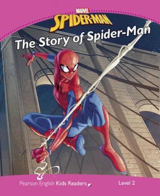 PEKR   Level 2: Marvel Story of Spider-Man - Degnan-Veness Coleen