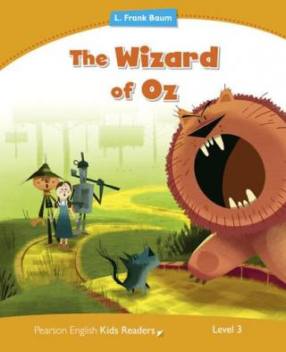 PEKR   Level 3: Wizard of Oz - Parker Helen
