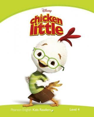 PEKR   Level 4: Disney Chicken Little - Crook Marie