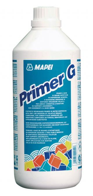 Penetrace Mapei Primer G 1 kg PRIMERG1