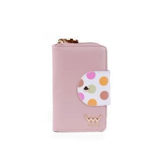 Peněženka dámská VUCH Dots Collection dámské krémová One size