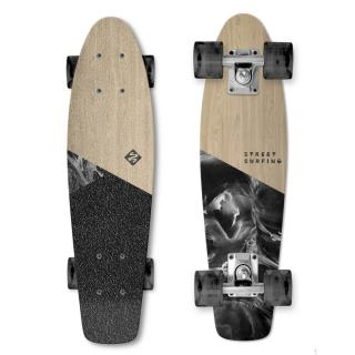Penny board Street Surfing Beach Board Wood Dimension 22,5