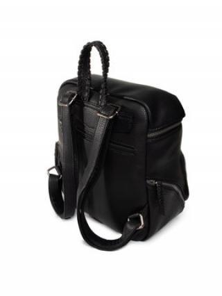 Pepe Jeans Batoh Braid Backpack PL120028 Černá 00