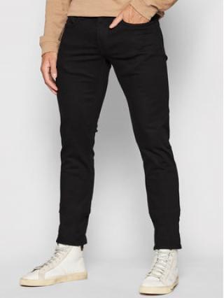 Pepe Jeans Jeansy Hatch PM200823 Černá Slim Fit pánské 32_34