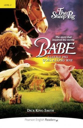 PER | Level 2: Babe-Sheep Pig Bk/MP3 Pack - King-Smith Dick