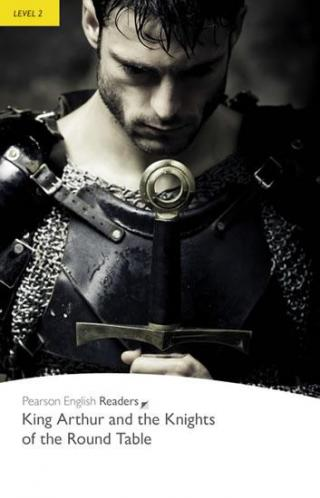 PER | Level 2: King Arthur and the Knights of the Round Table Bk/MP3 Pack