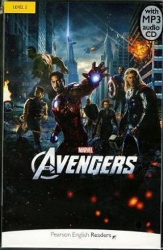 PER   Level 2: Marvel´s The Avengers Bk/MP3 Pack - Potter Jocelyn