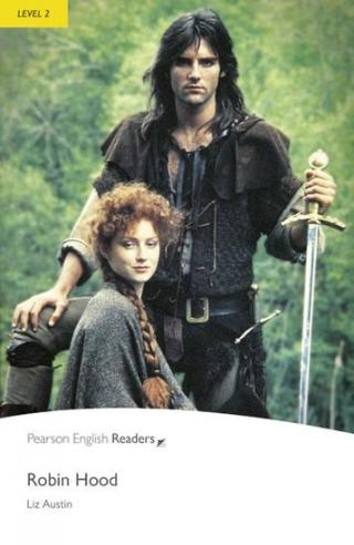 PER   Level 2: Robin Hood Bk/MP3 Pack - Austin Liz