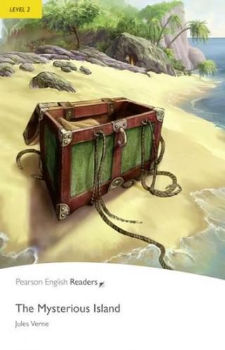 PER | Level 2: The Mysterious Island Bk/MP3 Pack - Verne Jules