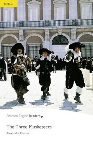 PER   Level 2: The Three Musketeers - Dumas Alexandre
